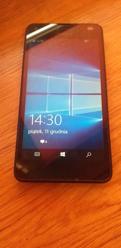 SMARTFON Microsoft Lumia 550-CZYTAJ OPIS!!!