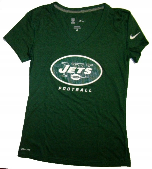 NOWA KOSZULKA NIKE S NFL US FOOTBALL NEW YORK JETS