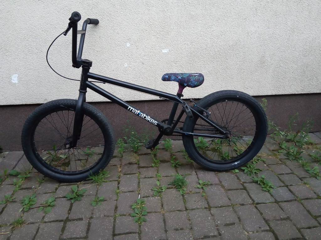 Rower BMX MafiaBikes Kusch 2