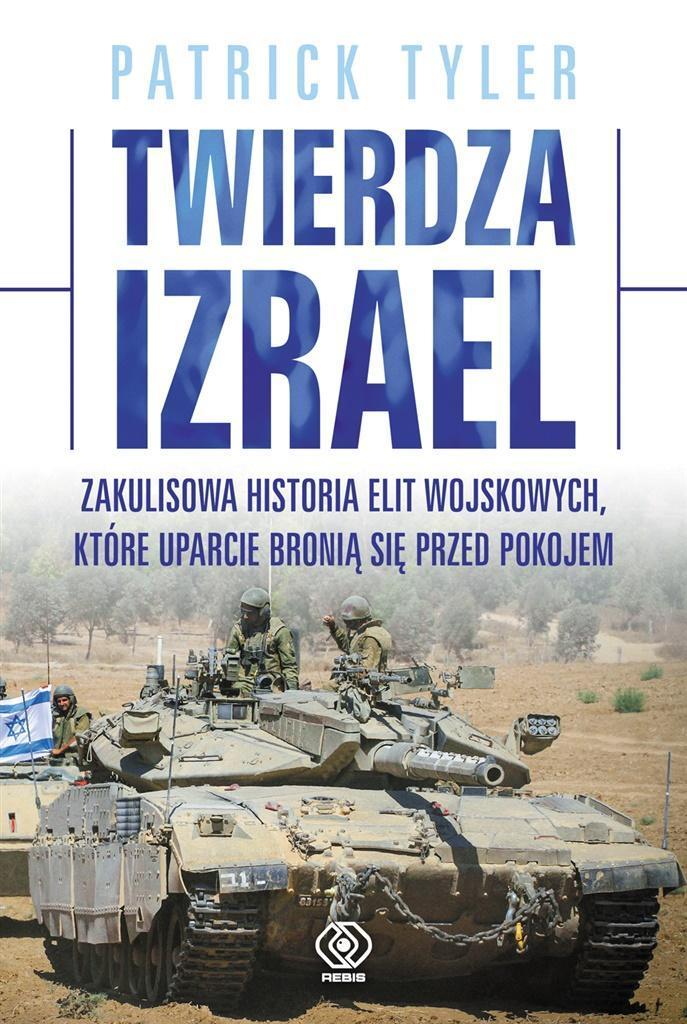 TWIERDZA IZRAEL, PATRICK TYLER