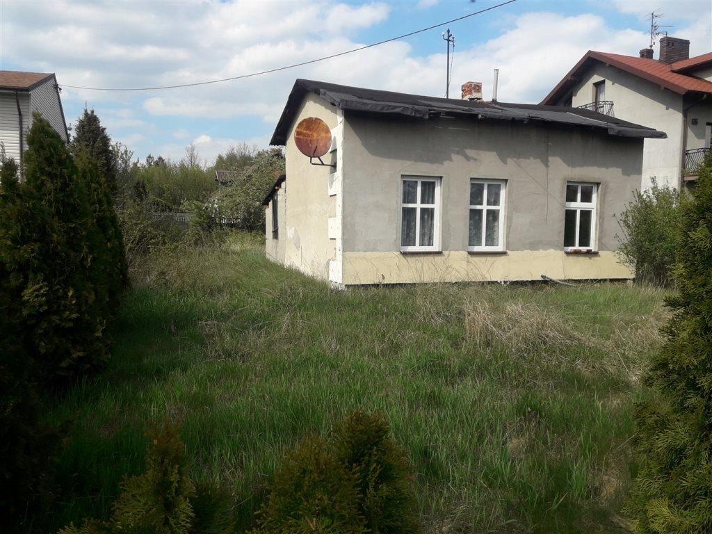 Dom Blachownia, częstochowski, 42,00 m²