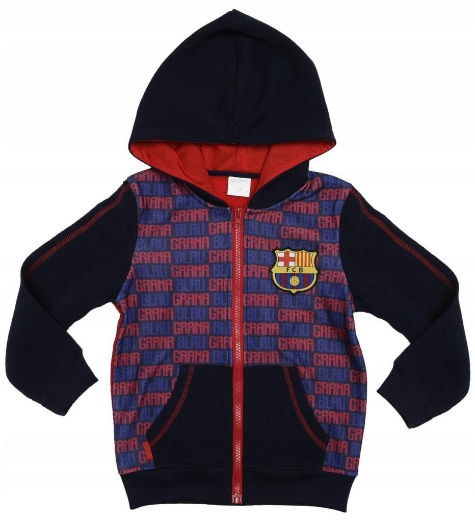 Bluza z kapturem FC Barcelona : Rozmiar: - 104