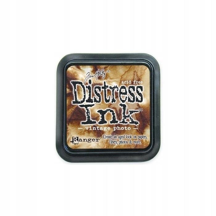 Distress Ink Pad - Poduszka z Tuszem - Vintage Pho
