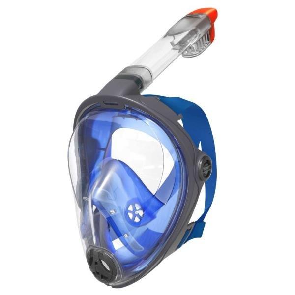 Maska do snorkelingu pełnotwarzowa rozm. L/XL BEST