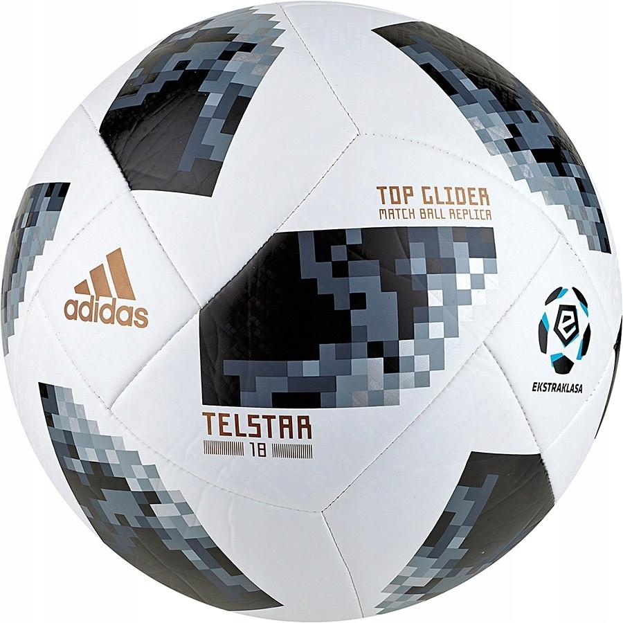Piłka adidas MŚ FIFA™ Rosja 2018 Telstar Top Glider CE8096