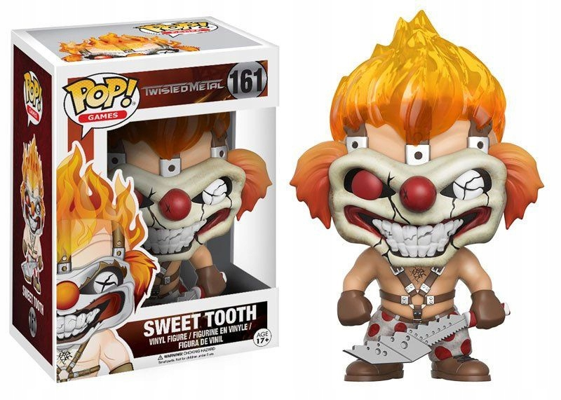 Funko POP Twisted Metal - Sweet Tooth