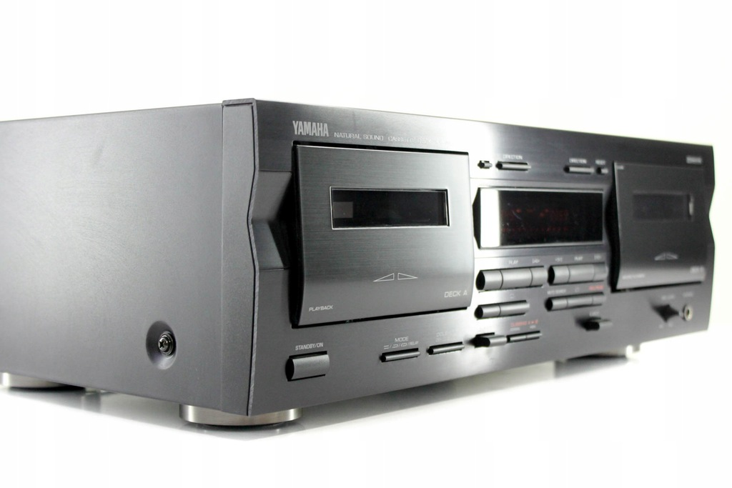 O Outlet! - Magnetofon Deck Yamaha KX-W321
