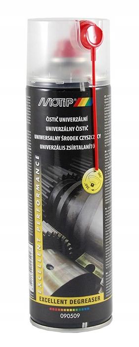 Środek czyszczący oleje, spray 500ml MOTIP 090509