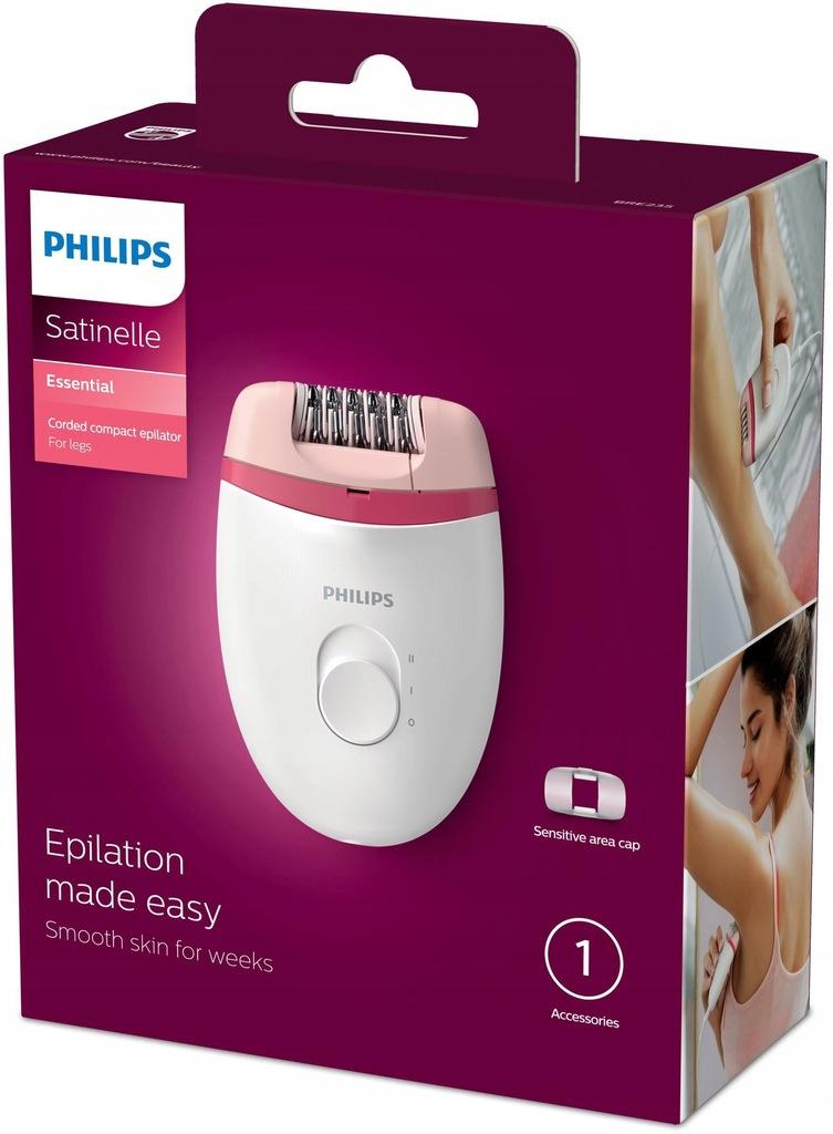 Depilator elektryczny Philips Satinelle Essential
