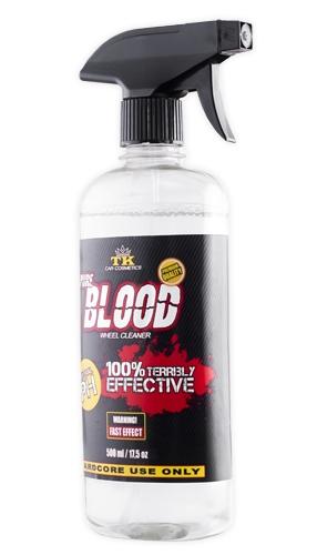 TuningKingz Blood Wheel Cleaner 500ml krwawe felgi