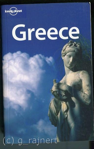 LonelyPlanet Greece (Grecja)