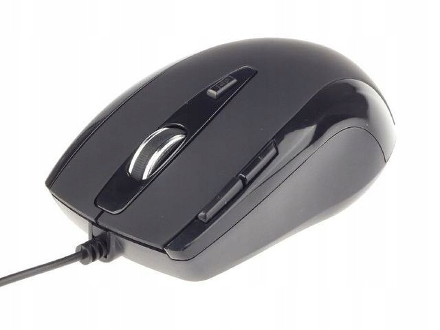 Mysz G-Laser USB (MUS-GU-01) Black