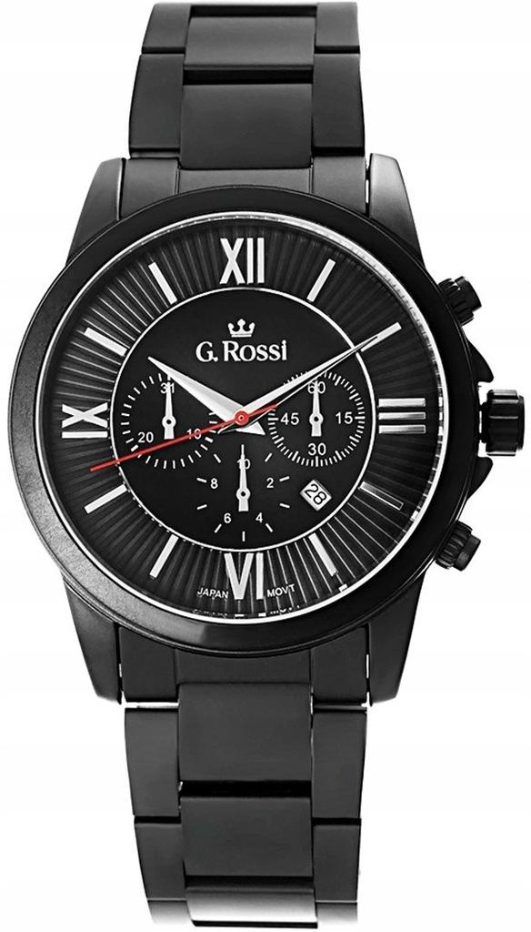 Zegarek Męski Gino Rossi 6846B-1A1