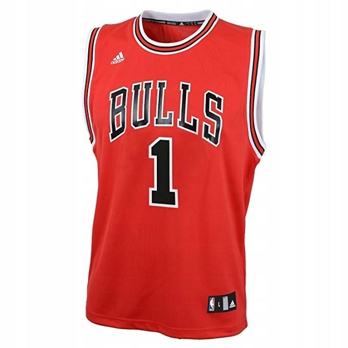 Koszulka CHICAGO BULLS Rose Official Jersey / XXL
