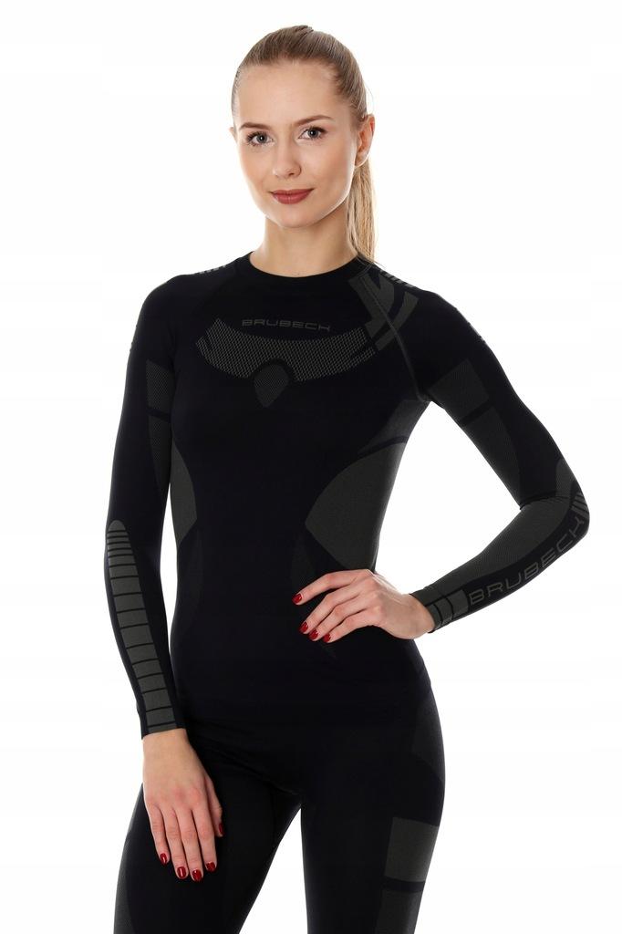 BRUBECK LS13070 termoaktywna koszulka damska DRY M