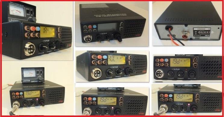 CB RADIO INTEK M-760PLUS Z MIKROFONEM MASS 2018