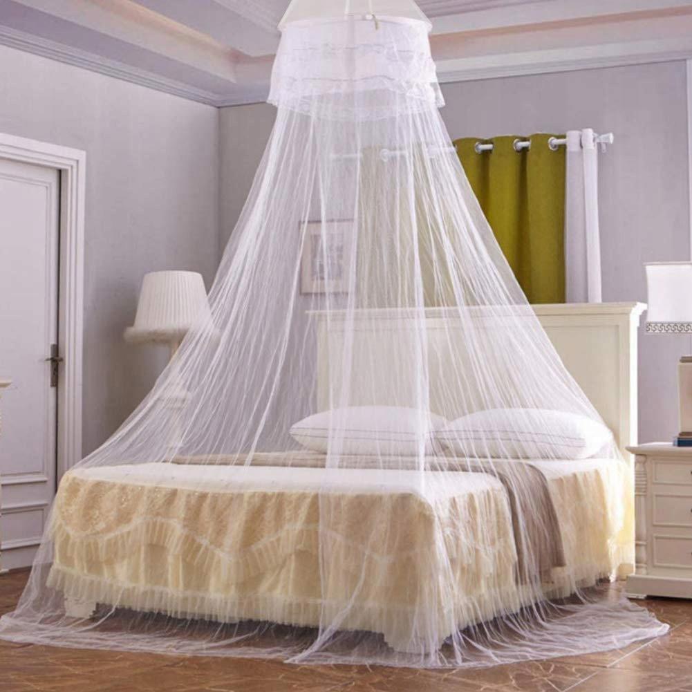 Baldachim/moskitiera na łóóżko 250 x 70 x 1050 cm