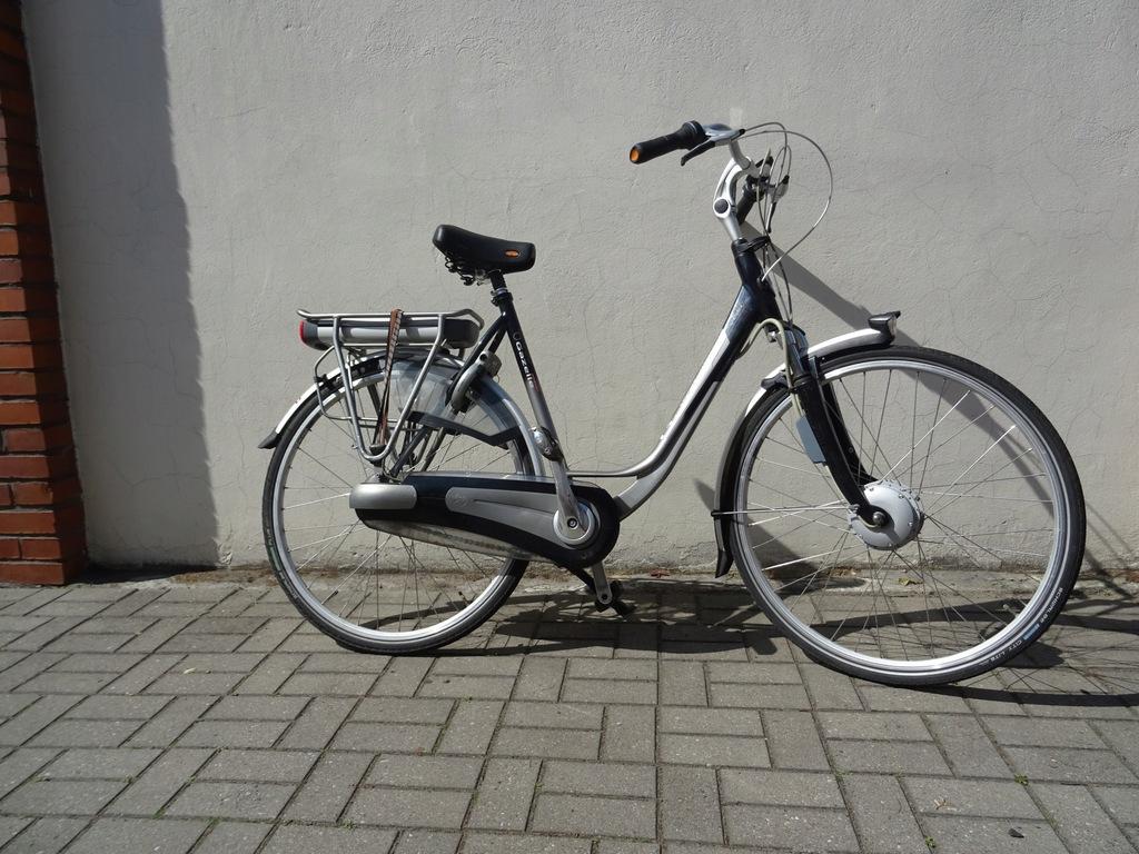 rower elektryczny Gazelle Grenoble-Torun