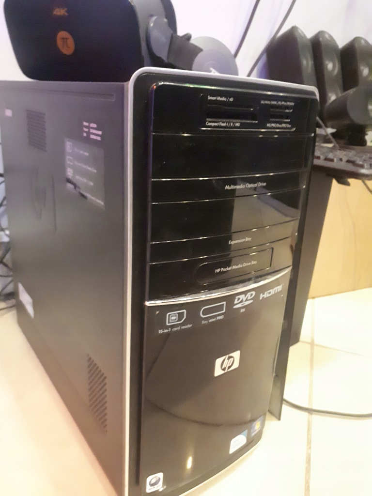 komputer do gier i vr i7 8GB 1000GBssd 1060gtx
