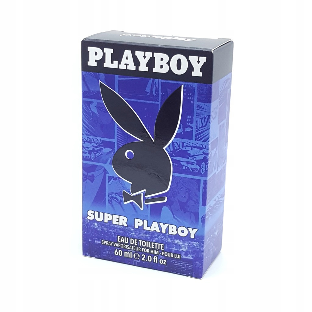 Playboy Super Playboy For Him 60ml