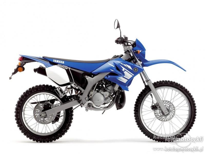 Yamaha Dt 50 R Rama Dokumentacja 2006 7509792538 Oficjalne Archiwum Allegro