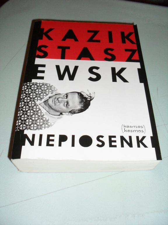 Kazik Staszewski ( Kult , KNŻ , Kazik ) - unikat !