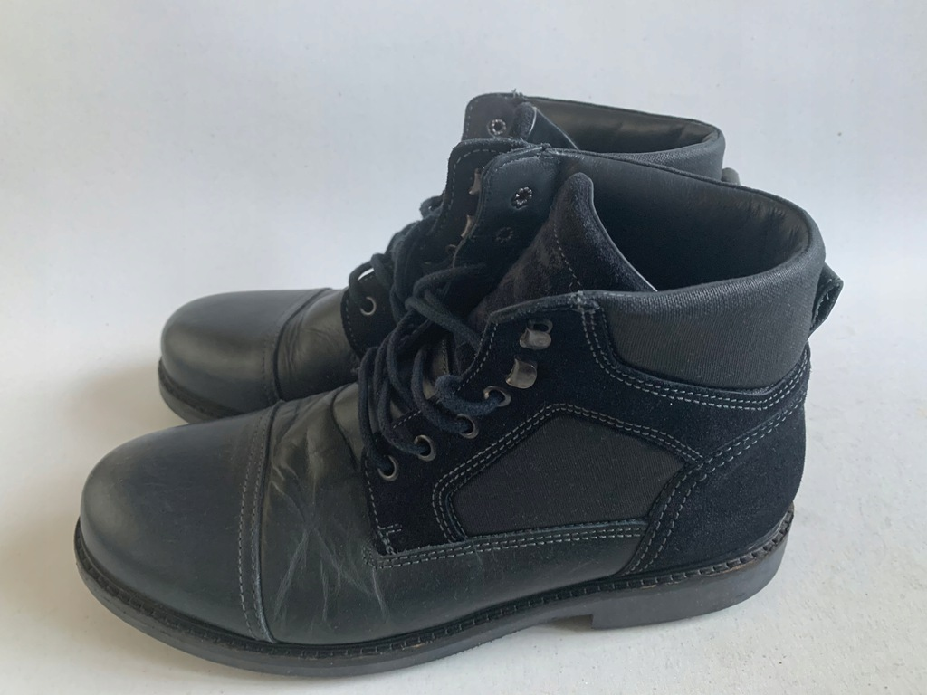 TOMMY HILFIGER ACTIVE MATERIAL MIX BOOT 43