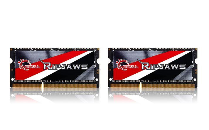 SODIMM Ultrabook DDR3 16GB (2x8GB) Ripjaws 1600MHz