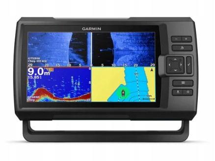 Garmin Striker Plus 9sv GPS sonar