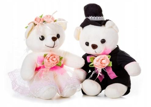 Zakochane Misie Mloda Para Walentynki Dzien Kobiet 7844148187 Oficjalne Archiwum Allegro