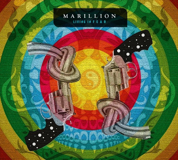 MARILLION Living In Fear _ SPECIAL LIMITED EDITION
