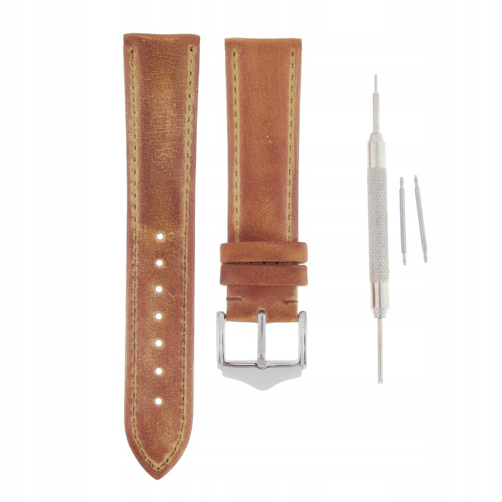Pasek na rękę pasek do zegarka - Żółty 20mm