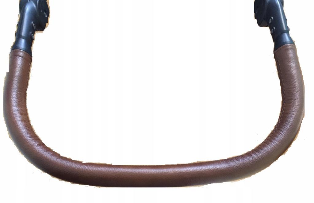 Mutsy Evo skórzana rączka czarna lub brązowa