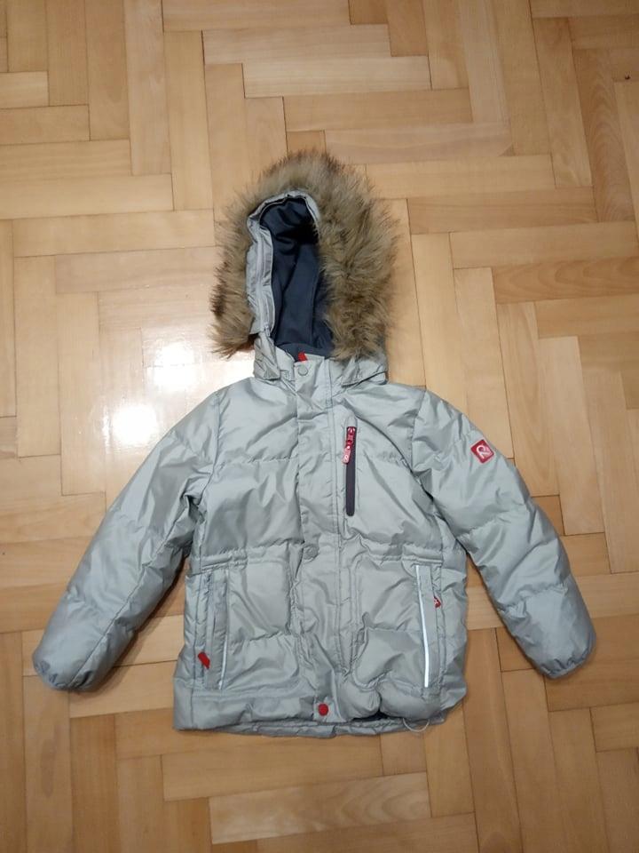Kurtka zimowa dla dziewczynki REIMA rozmiar 116