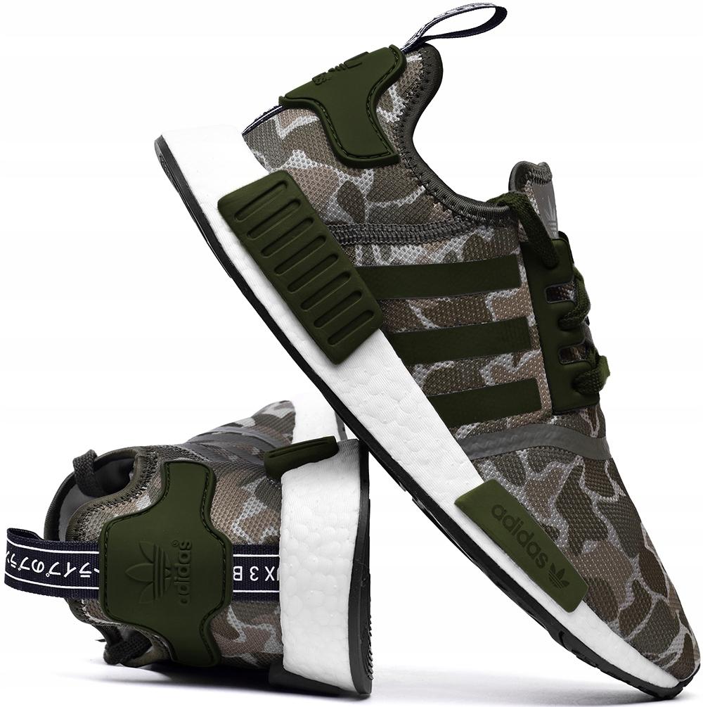 Buty męskie sneakersy adidas Originals NMD_R1 D96617