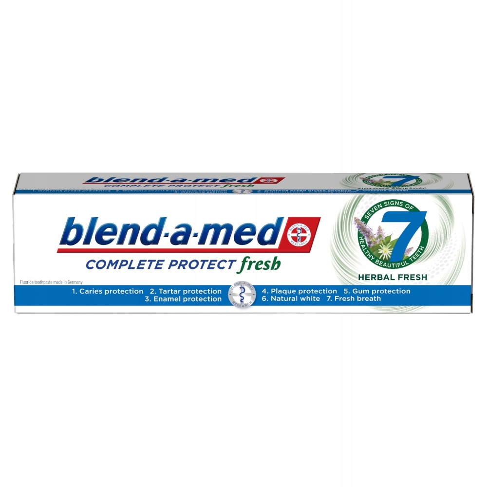 Blend-a-med Complete Protect 7 Herbal Fresh 100ml
