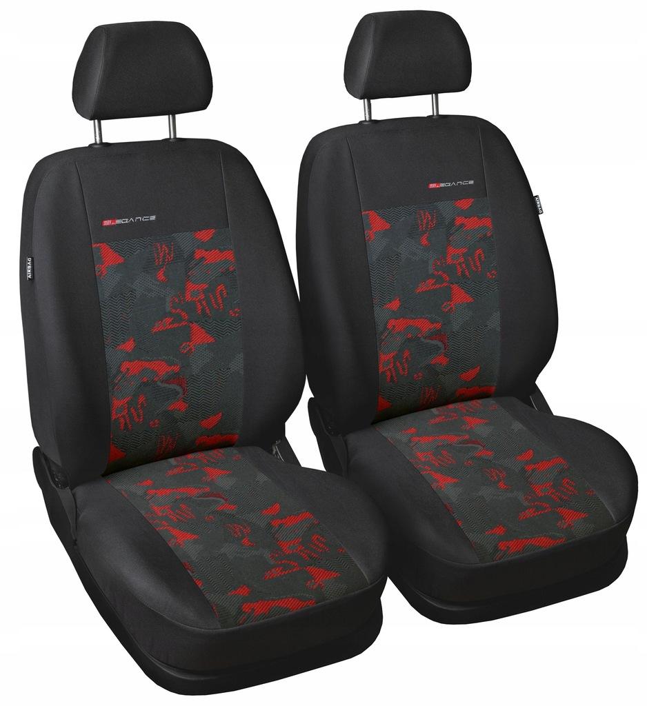 Pokrowce EPR na fotele do Lancia Y, Ypsilon