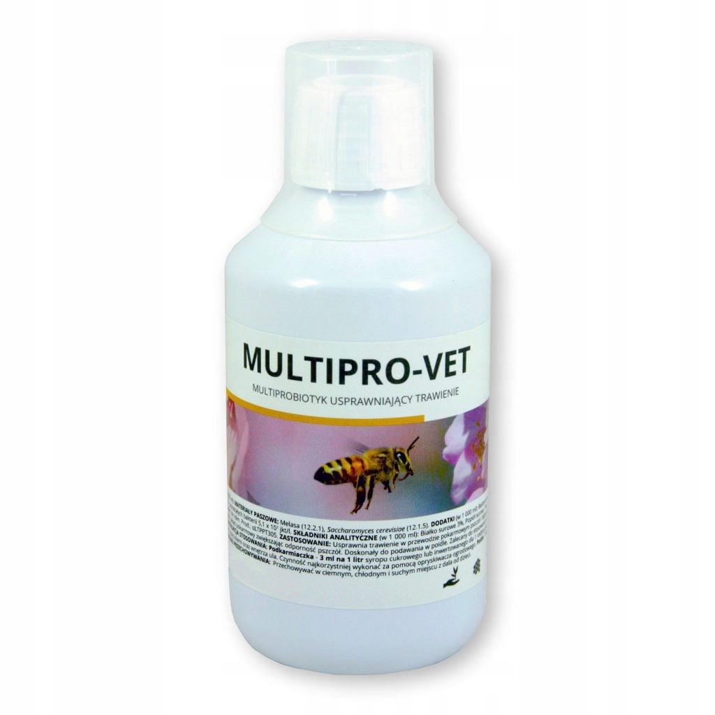 MULTIPRO-VET 200 ml - Probiotyk dla pszczół