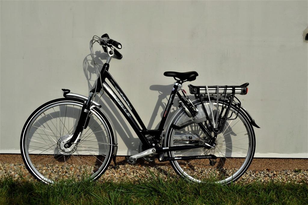 Rower elektryczny Gazelle FUENTE 11Ah PIĘKNY!!!