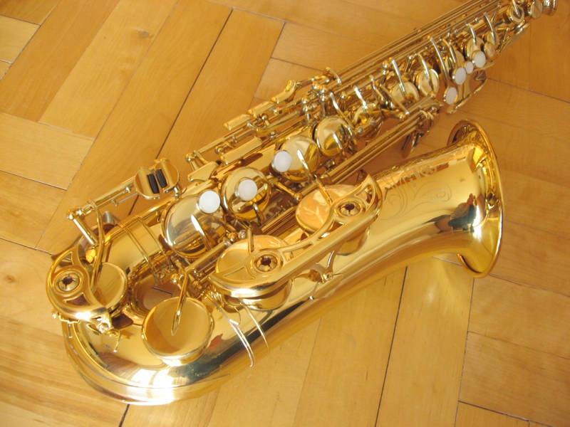 Yamaha yas-475 saksofon altowy sax alt po remoncie