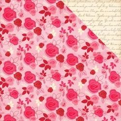 Papier 30x30 - Multi Floral - Echo Park