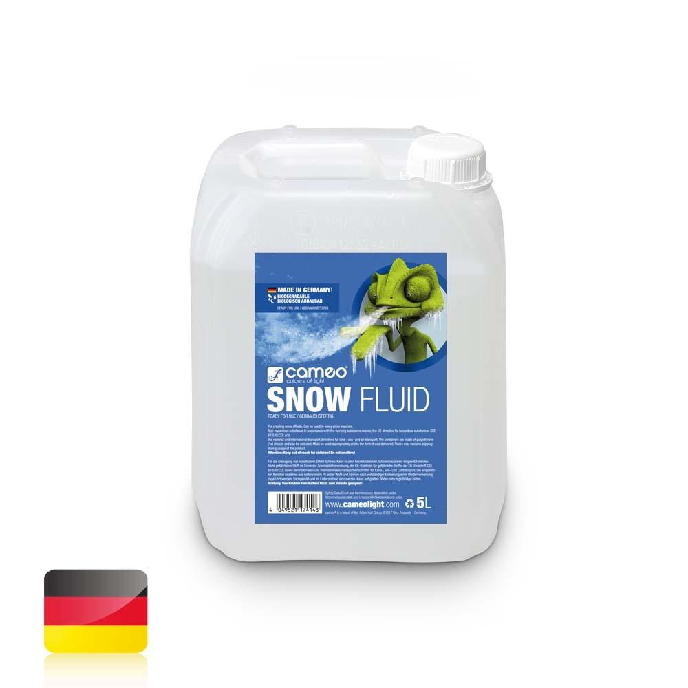 Płyn do wytwornic śniegu Cameo SNOW FLUID 5L