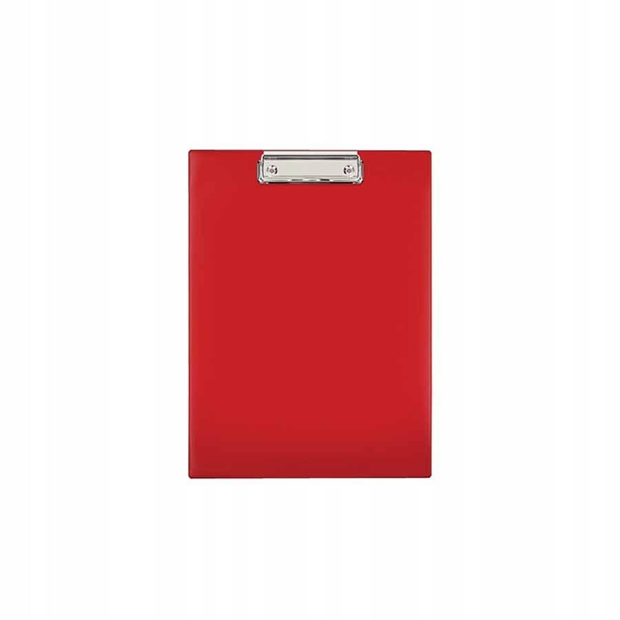 Deska z klipem Biurfol A4 czerwony