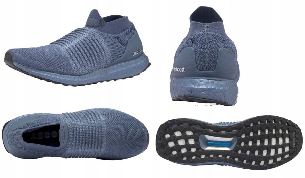 Buty treningowe wsuwane Adidas M?skie r. 38 Nowe Zielona