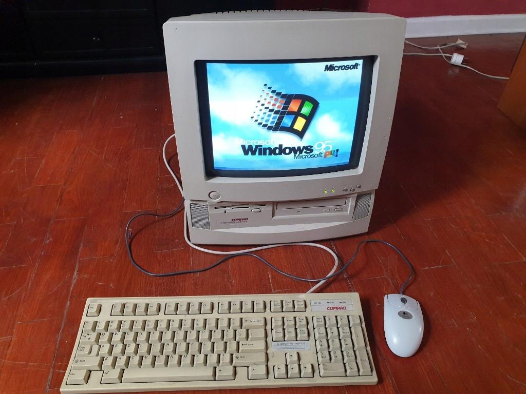 Komputer Compaq Presario Cds 524 Unikat 8125000345 Oficjalne Archiwum Allegro