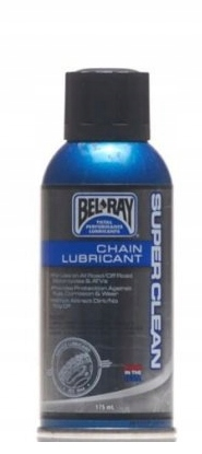 SMAR ŁAŃCUCHA SUPER CLEAN BEL-RAY 175 ml