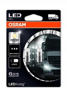 Żarówka oświetlenie wnętrza OSRAM 3924WW-02B