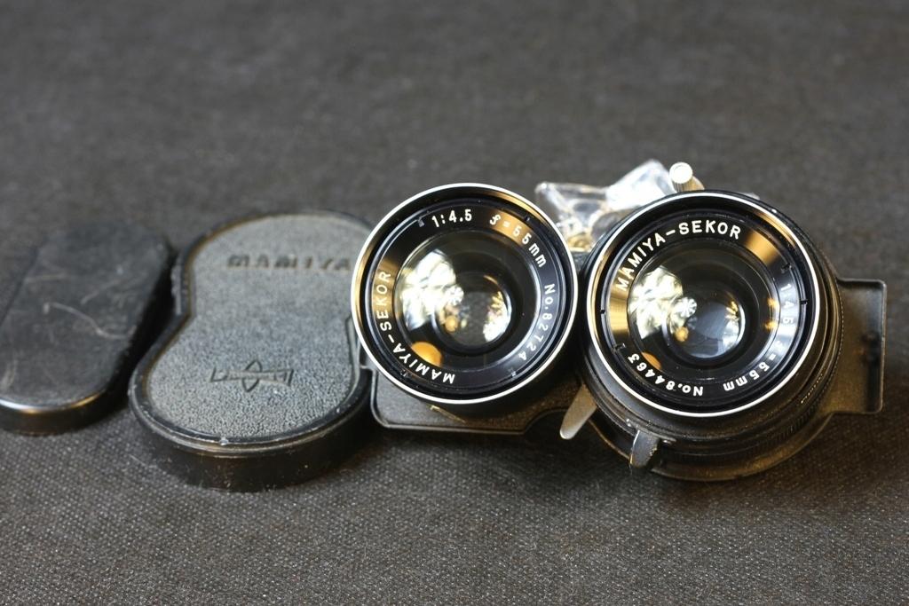 MAMIYA SEKOR 55mm 4.5 * Obiektyw do C33 C330 C220