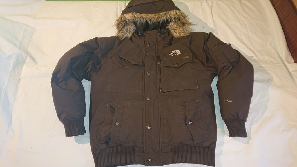 The north face gesi puch ciepla kurtka M