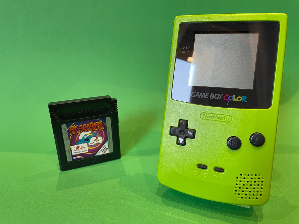 Nintendo Game Boy Color ŁADNY STAN